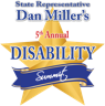 5th Annual State Representative Dan Miller's Disability Summit